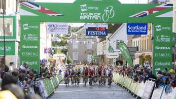 Törölték a legnagyobb brit kerékpáros körversenyt