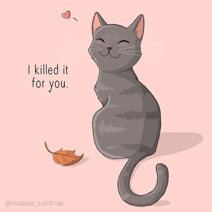 Neked öltem meg.