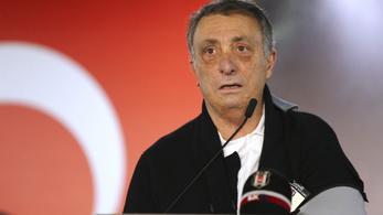 Nyolcan koronavírusosak a Besiktasnál, köztük a klub elnöke is