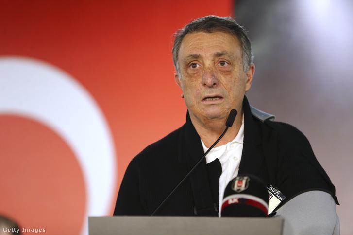 Ahmet Nar Cebi klubelnök