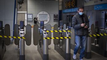 Bajban a londoni közlekedési vállalat: metrójáratokat állíthatnak le