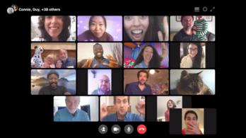 Jövő héttől nálunk is nyílnak a videós csetszobák Messengeren