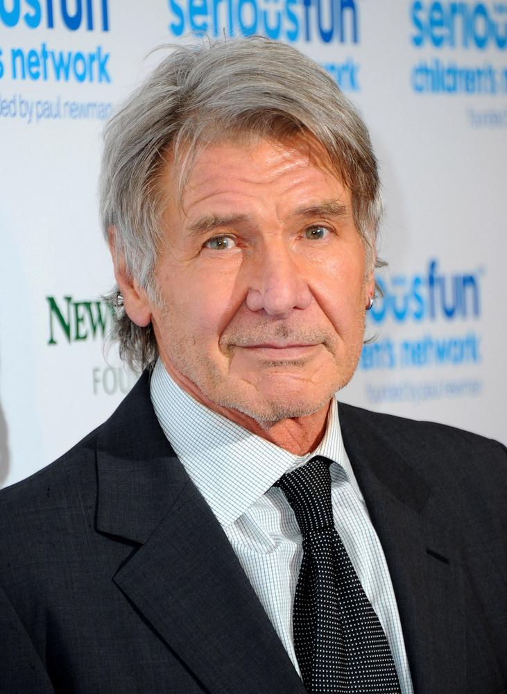 Harrison Ford - Star WarsLeia hercegnő után következzen a másik közönség kedvenc, Han Solo