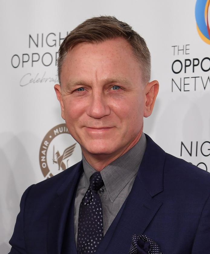 Daniel Craig – James BondBár többször is alakította a 007-es ügynököt, a színész 2015-ben azt nyilatkozta, hogy inkább vágná fel az ereit minthogy visszatérjen a szóban forgó szerephez