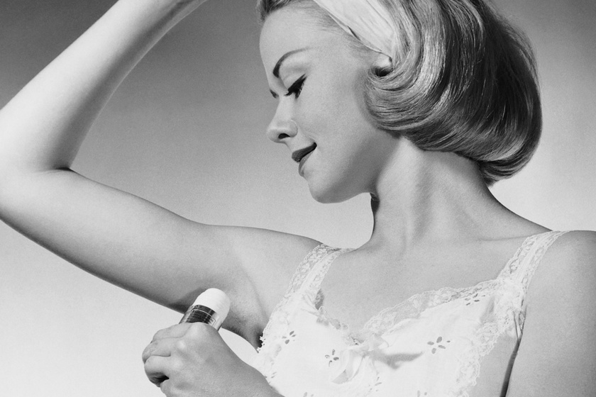 Mikor találták fel a dezodort, és mit használtak előtte? Viasszal, olajjal fedték el korábban a testszagot