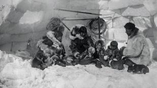 Miért nem fagynak meg jégkunyhóikban az inuitok?