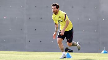 Messi: Ha nincs a vírus, nem tudtunk volna BL-t nyerni