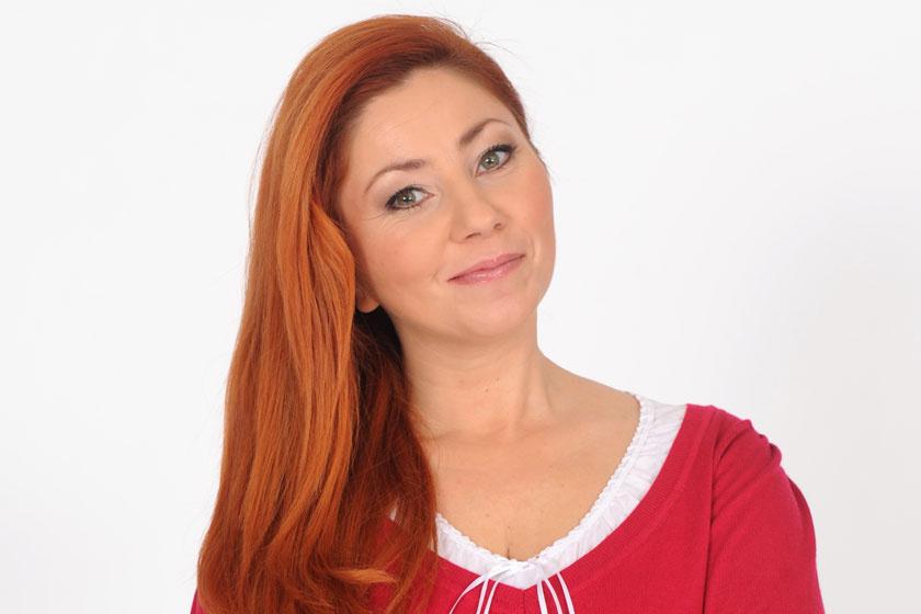 A Barátok közt színésznője 10 kilót fogyott - Íme, Gyebnár Csekka látványos átalakulása
