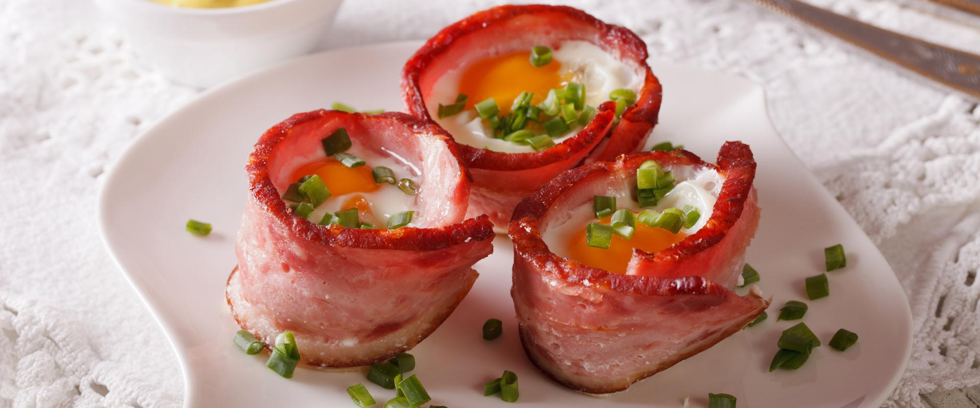 baconben sült tojás cover ok