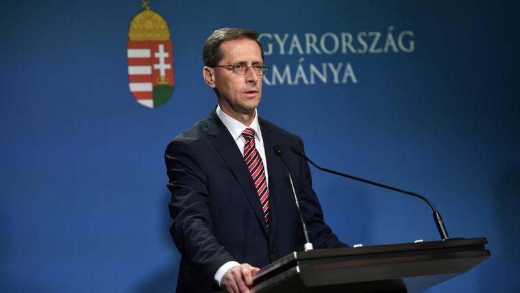Varga Mihály Fotó: Illyés Tibor (MTI/MTVA)