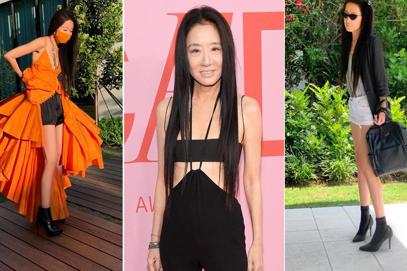 Hihetetlen, 70 éves Vera Wang, de mindenki 50-nek hiszi: imádják merész és nőies szettjeit az internetezők