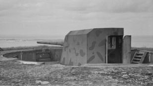 A brit szigetcsoport, amiből erődítményt csináltak a nácik