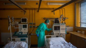 Meghalt 6 beteg, az aktív esetek száma 1654 főre csökkent