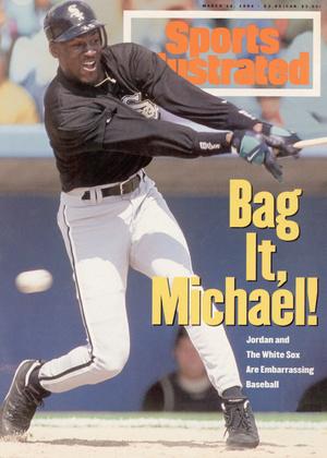 A Jordant kritizáló Sport Illustrated-címlap