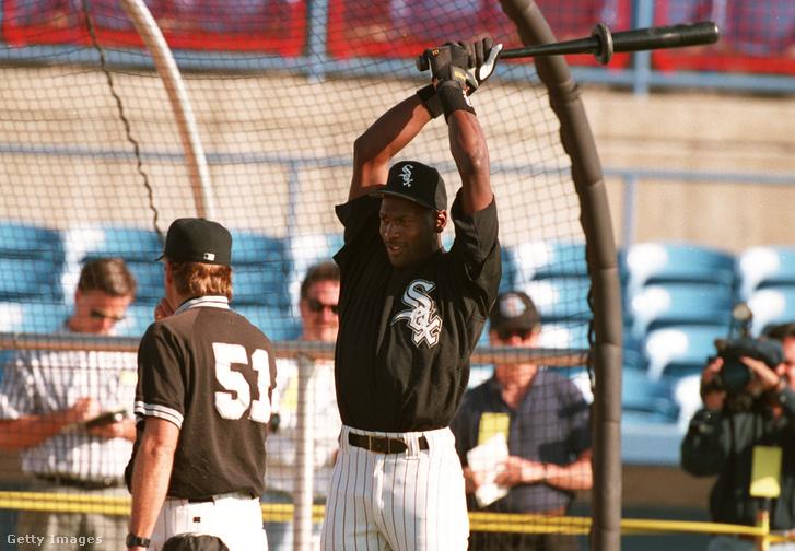 Jordan a baseballt választotta 1994-ben