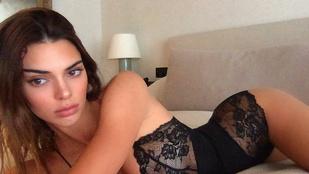 Kendall Jennernek még mindig van néhány ötlete, hogy szexizzen a karanténból