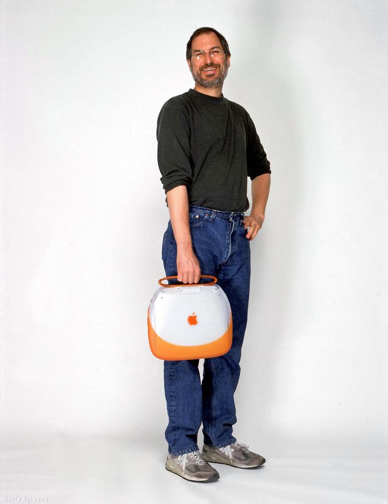 Steve JobsAz Apple megálmodója kicsit túlzásba vitte az alma iránti imádatot