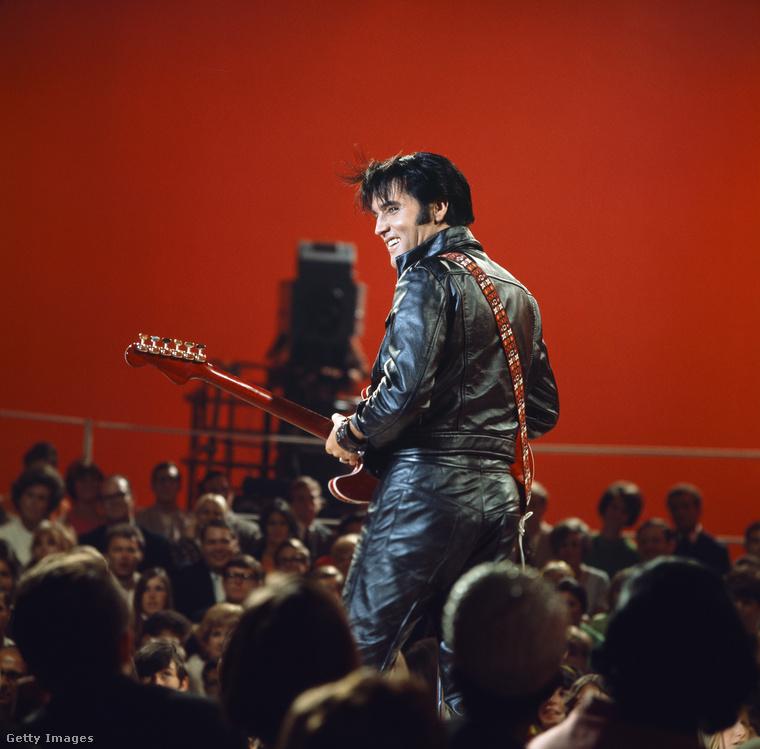 Elvis PresleyA rock 'n' roll királya a Csipkerózsika diéta elkötelezett híve volt