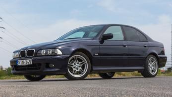 Használtteszt: BMW 520i E39 - 2001.