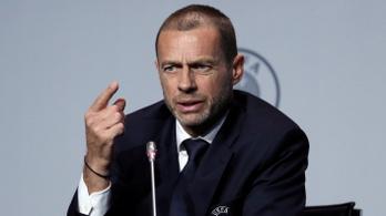 UEFA: A helyzet rendkívüli