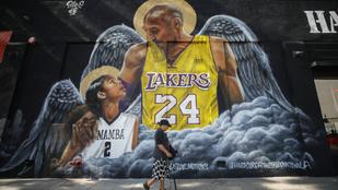 Egyetlen NBA-csapat sem fog megemlékezni Kobe Bryantről