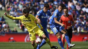 Két spanyol futballcsapat került bundagyanúba