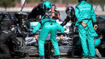 F1: brutális menet jöhet ősszel, alakul a kirakós