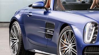 Így nézne ki egy igazán retro Mercedes?