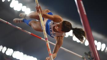 Görög győztese van a női rúdugrásnak az első atlétikai online világkupán