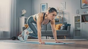Kiadós edzés pár négyzetméteren? Nem lehetetlen!