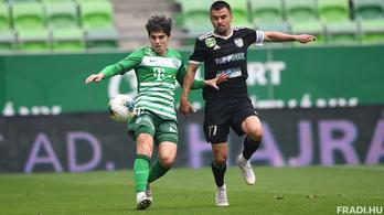 Először kapott ki felkészülési meccsen a Ferencváros