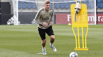 A korlátozások ellenére a Real és a Barcelona is megkezdheti az edzéseket