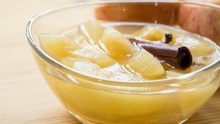 Ez a vaníliás birskompót gyömbérrel és narancshéjjal lesz még finomabb