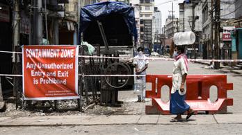 India május 31-ig zárva marad