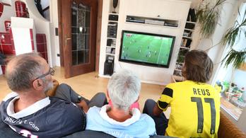 Rekordnézettséggel tért vissza a Bundesliga