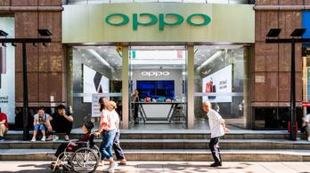 A Huawei helyére pályázik Európában az Oppo