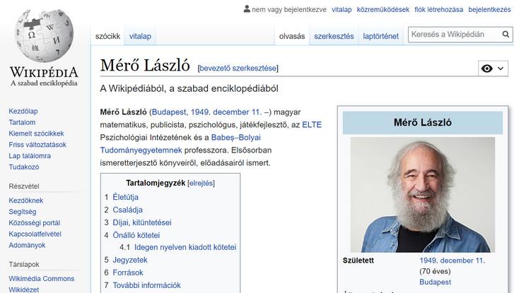 mérőwiki