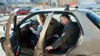 Újraindulnak a közlekedési vizsgák Budapesten