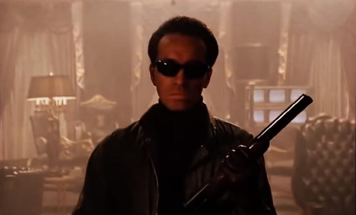 Geno Silva Brian De Palma 1983-as filmjében, A sebhelyesarcúban