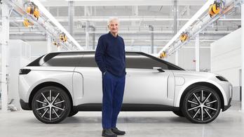 Ilyen lett volna a Dyson elektromos autója, ha lett volna belőle valami