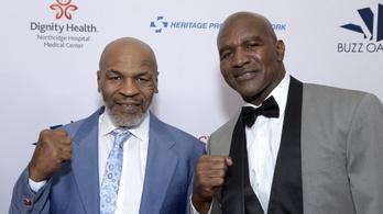 Már szervezik Tyson és Holyfield legendás párharcának újabb felvonását
