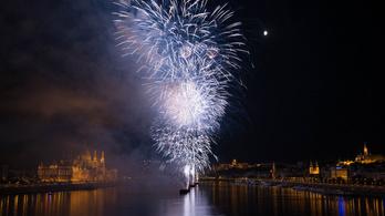 Petíció indult az augusztus 20-i tűzijáték eltörléséért