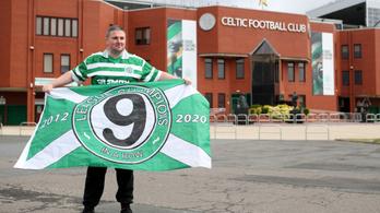 Véget ért a skót bajnokság, hivatalosan is bajnok a Celtic