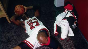 Jordant csak a győzelem érdekelte, de megfizetett érte
