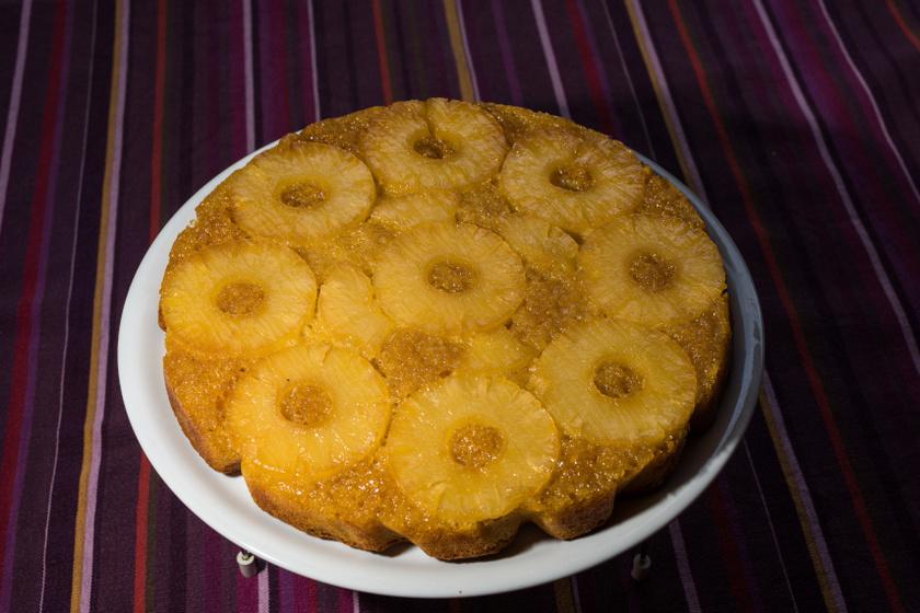 kókuszos ananászos piskóta recept