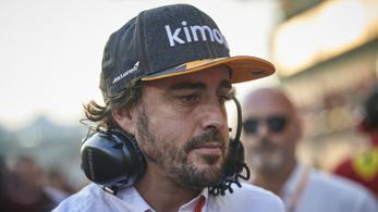 Alonso ügynöke szerint eljött a visszatérés ideje