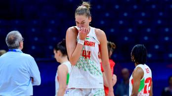 Saját döntéséből nem megy a WNBA-be Határ Bernadett