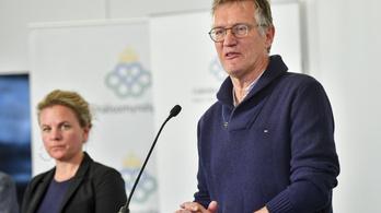 27 éve nem haltak meg annyian Svédországban, mint áprilisban