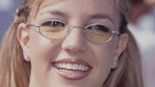 Britney Spears rút kiskacsának tartotta magát tinikorában