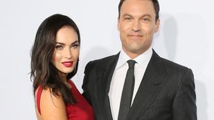 Brian Austin Green megerősítette, hogy vége a házasságának Megan Fox-szal